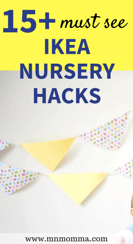 The Best IKEA Nursery Hacks for your Baby!