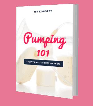 Pumping 101 eBook