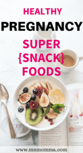 Super Snack Foods to Eat While Pregnant - Don't miss these great snack foods from the list of Best Foods to Eat While Pregnant