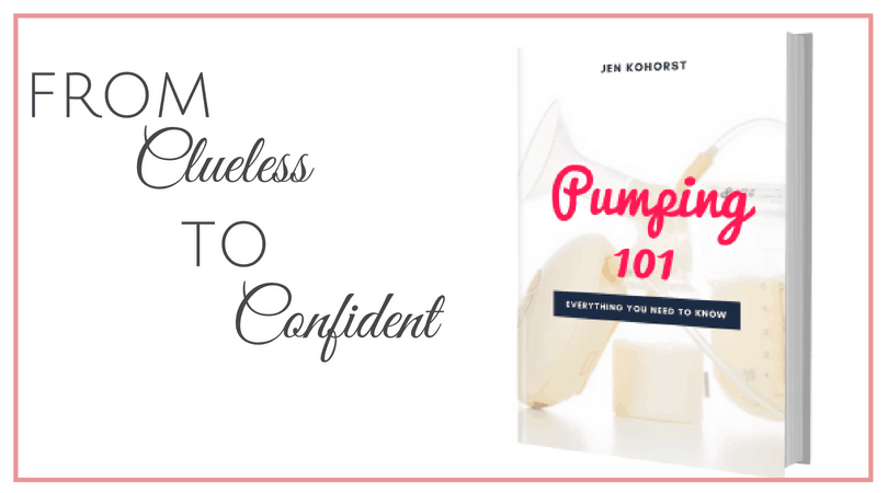 Pumping 101: clueless to confident